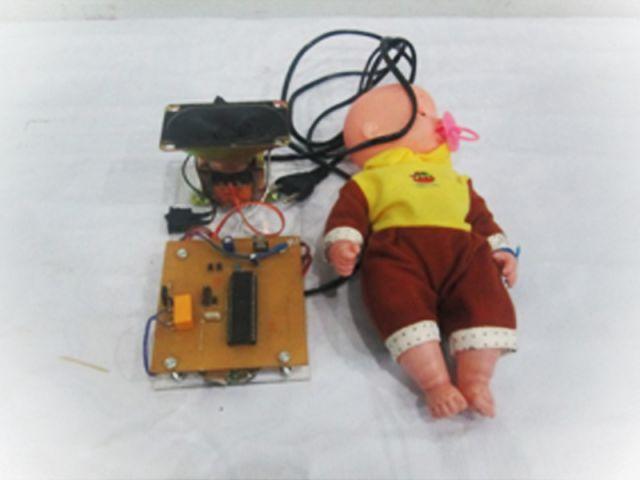 Rancang Bangun Detektor bayi ngompol