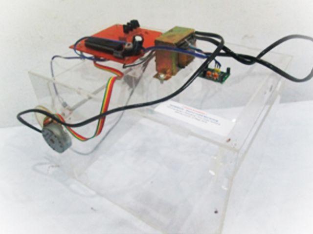 Alat pintar untuk perangkap tikus