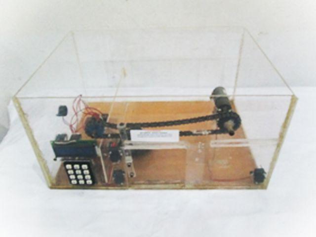 Rancang bangun sistem keamanan pintu geser menggunakan keypad