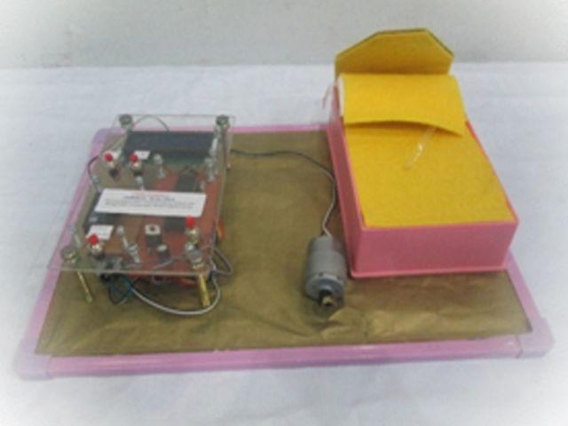 Rancang bangun alat penghasil getaran pada tempat tidur
