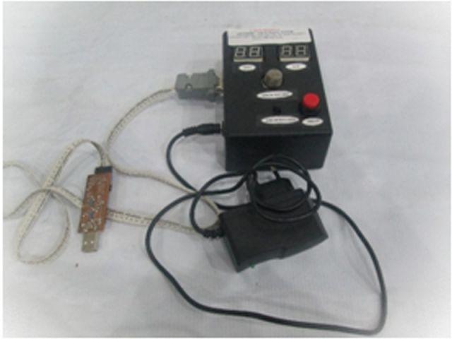 Alat pendeteksi suhu dan asap pada pabrik