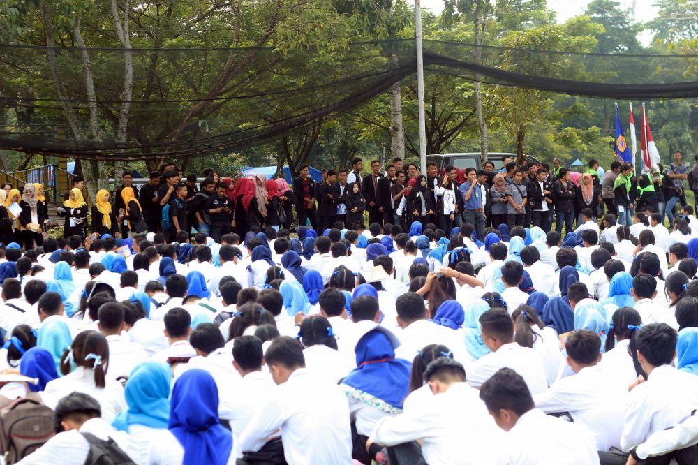 Pembagian kelas sementara TPA Online mahasiswa baru Ta.2018/2019 Gel 2  STMIK Triguna Dharma