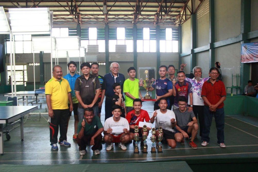 Turnamen  LUHUR CUP 2018  USU