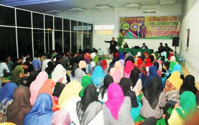 Seminar Kepribadian Oleh LDK Irmastri