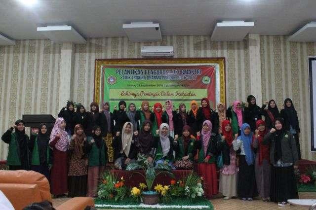 Pelantikan Pengurus Baru Lembaga Dakwah Kampus IRMASTRI periode 2016-2017
