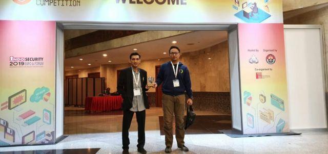 INDOSECURITY DI JAKARTA CONVERTION CENTER