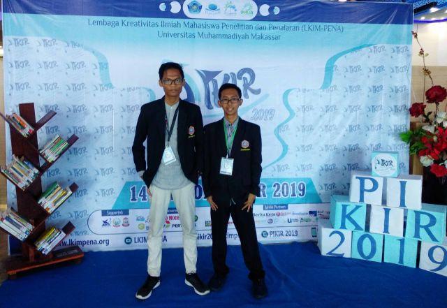 Lomba Esai Mahasiswa Tingkat Nasional Pekan Ilmiah dan Kreativitas Remaja 2019