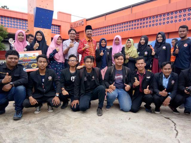 "Partisipasi STMIK Triguna Dharma dalam kegiatan Lomba Video Animasi ""Hari Kesiapsiagaan Bencana Tahun 2018"""