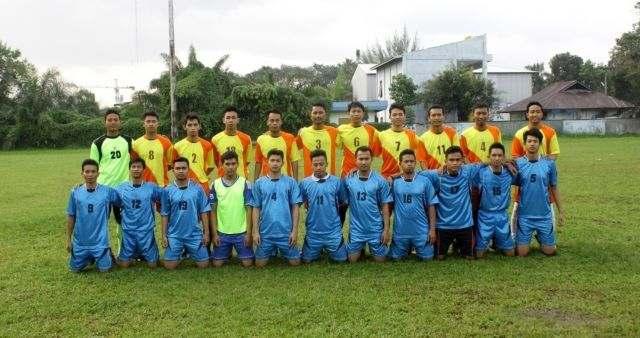 Kegiatan Lahitan UKM Persatuan Sepak Bola TGD FC